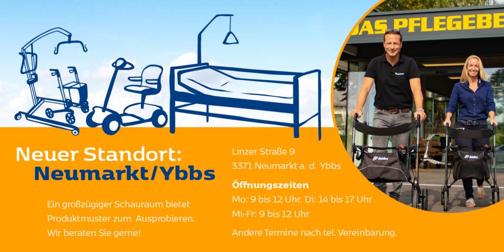 """""""Das Pflegebett"""" in Neumarkt an der Ybbs"""